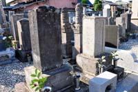西川練造墓