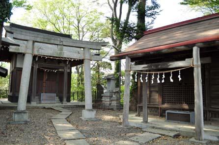 御嶽・浅間神社