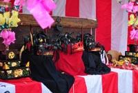 古谷本郷の獅子舞