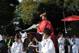 氷川神社宮司
