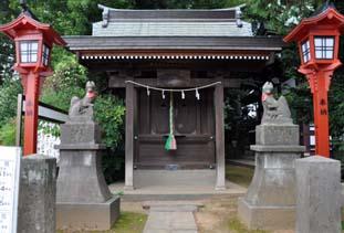 相撲稲荷神社