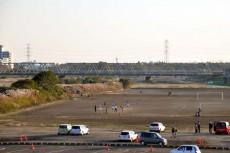 川越橋からの眺め