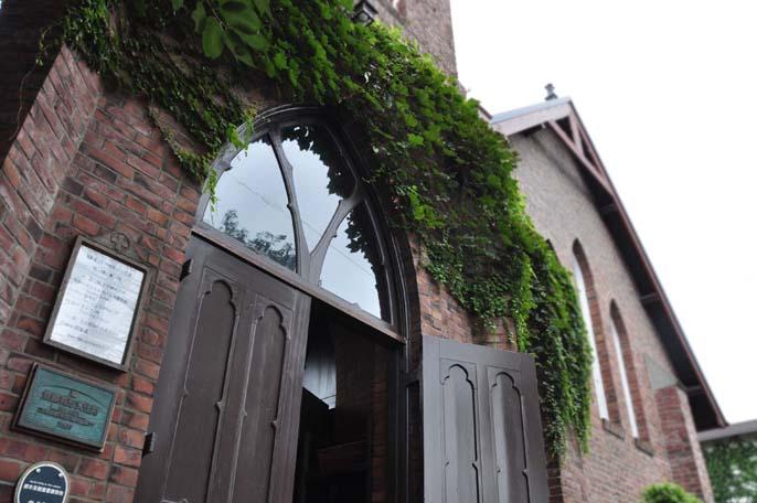 松江町の教会(川越キリスト教会)