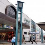 川越駅東口入口