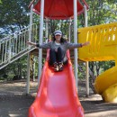 笠幡公園の遊具