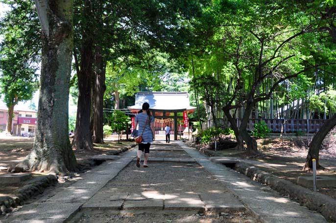 三芳野神社 -とうりゃんせ発祥の地