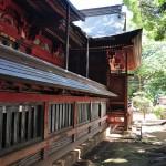 三芳野神社 社殿