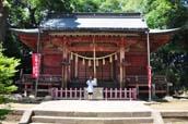 三芳野神社 とうりゃんせ