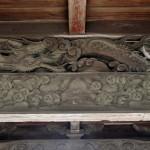 常楽寺 鐘楼門装飾