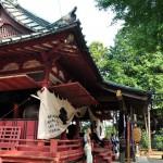 古尾谷八幡神社 社殿