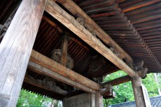 山門の内部構造