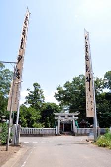 久下戸氷川神社