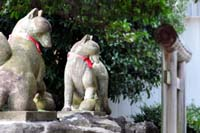 元町 六塚稲荷神社
