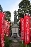 聖観世音菩薩の像