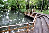 仙波河岸史跡公園