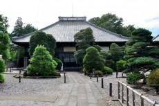 養寿院の本堂