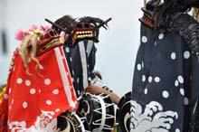 福田の獅子舞