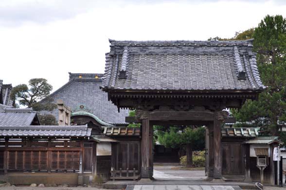 水戸藩十九烈士埋葬地