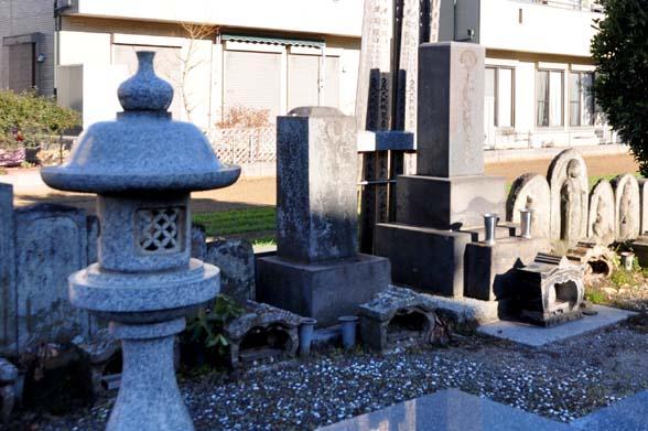 赤沢仁兵衛墓