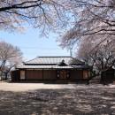 上戸日枝神社の境内