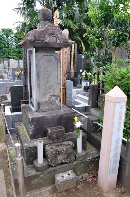 安井政章墓