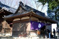 下老袋 氷川神社