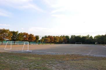 サッカー場