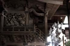 文化財の本殿