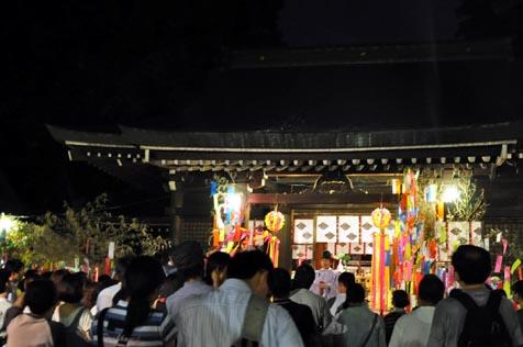 七夕祭祭典