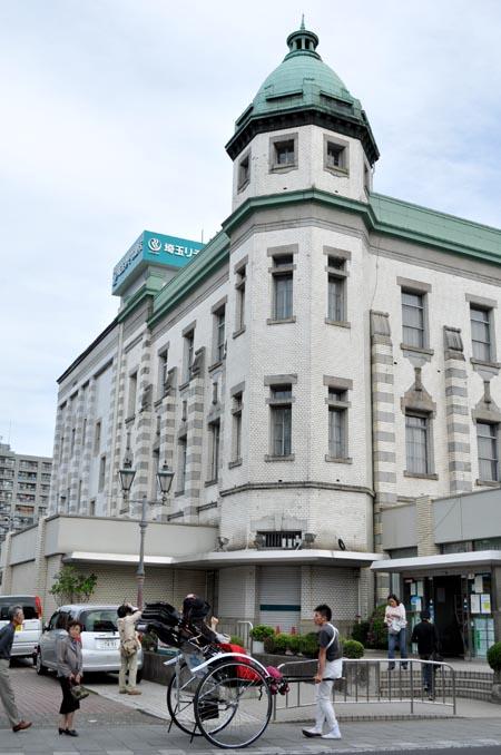 旧八十五銀行本店本館
