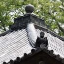 喜多院 慈眼堂の屋根瓦