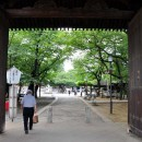 喜多院 山門と参道
