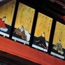 東照宮 拝殿内の絵