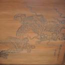 金毘羅堂 入口天井図