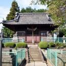 南大塚菅原神社 拝殿