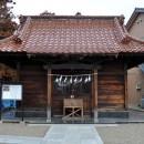 木野目稲荷神社 拝殿
