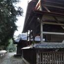 鴨田八幡神社 本殿と拝殿
