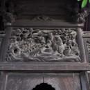 六塚稲荷神社 本殿彫刻