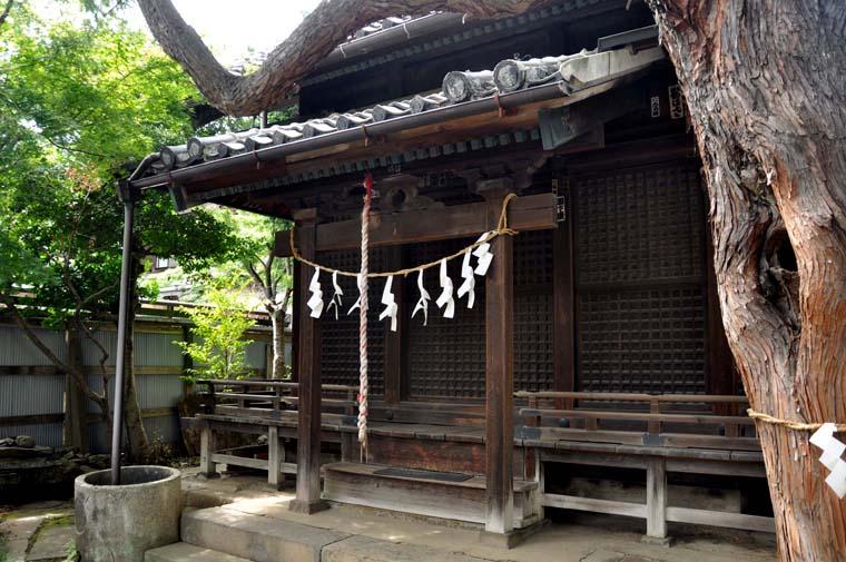 雪塚稲荷神社 川越の観光 お出かけ情報 カワゴエール